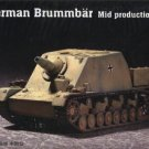 BRUMMBAR MID PRODUCTION - 1/72 Trumpeter 7211