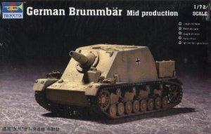 BRUMMBAR MID PRODUCTION - 1/72 Trumpeter 7211