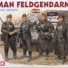 GERMAN FELDGENDARMERIE - 1/35 DML Dragon 6061