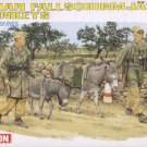 GERMAN FALLSCHIRMJAGER with DONKEYS - 1/35 DML Dragon 6077