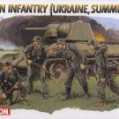 GERMAN INFANTRY UKRAINE SUMMER 1943 - 1/35 DML Dragon 6153