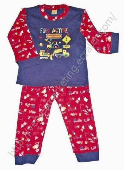 FunActive 2 piece Pajamas (BBB142)