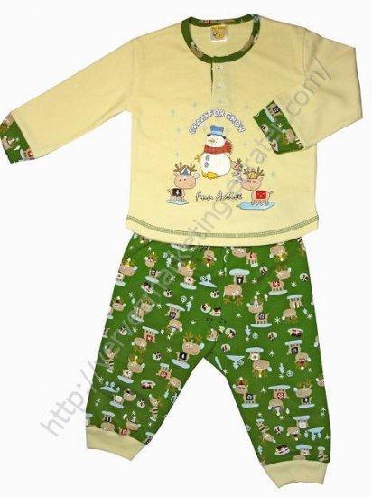 FunActive 2 piece Pajamas (BBB144)