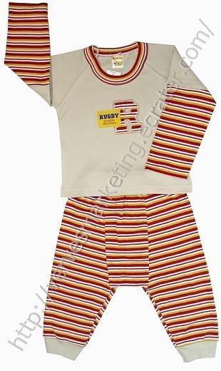 FunActive 2 piece Pajamas (BBN228KH)