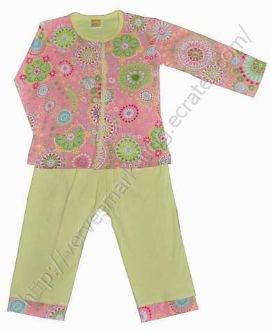 FunActive 2 piece Pajamas (BGN255A)