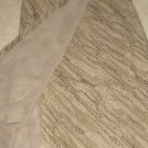 Misses VALERIE STEVENS WRAP SKIRT Mid-Calf Size 6 ANIMAL PRINT