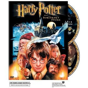 HARRY POTTER Sorcerer's Stone DVD 2 DISC EDITION 2002 Movie NEW/SEALED
