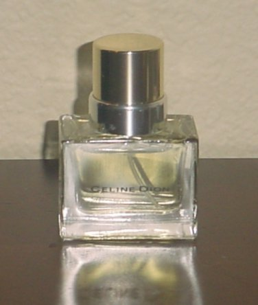 New CELINE DION EDT Spray by Coty Mini Fragrance  Collectable Gift
