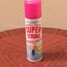 New SUPER STRING Play Silly Fun Streamer Shoots Great PINK 3.5 oz