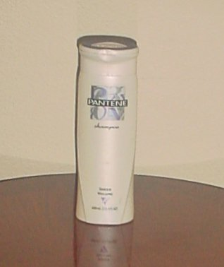 New PANTENE SHEER VOLUME SHAMPOO boosts body rinses clean 13.5 FL oz
