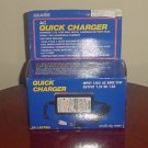 Vintage SEARS AC QUICK CHARGER 7.2V 1200 MAH NIC CAD BATTERY PACK Never Used