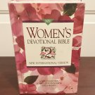 WOMENS DEVOTIONAL BIBLE 2  International Version HARDCOVER BOOK Gift NEW/SEALED