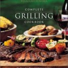 COMPLETE GRILLING COOKBOOK Williams-Sonoma Hardcover Book NEW Gift