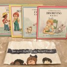 Kids HELP ME BE GOOD BOOKS by Joy Berry 4 BOOK SET with Book Bag NEW Gift