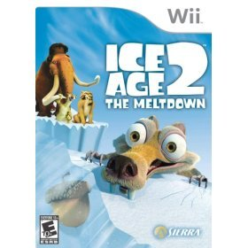 ICE AGE 2: THE MELTDOWN for Wii
