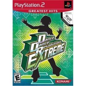PS2 DDR Extreme (Dance Dance Revolution)