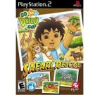 PS2 Go Diego Go -Safari Rescue