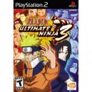 PS2 Naruto- Ultimate Ninja 3