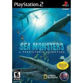 PS2 Sea Monsters- A Prehistoric Adventure