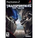 PS2 Transformers the Game
