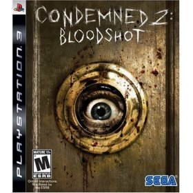 PS3 Condemned 2- Bloodshot
