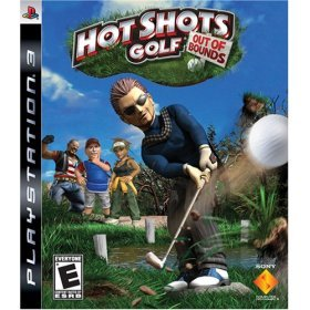 PS3 Hot Shots Golf- Out of Bounds