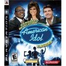 PS3 Karaoke Revolution Presents- American Idol Encore BUNDLE