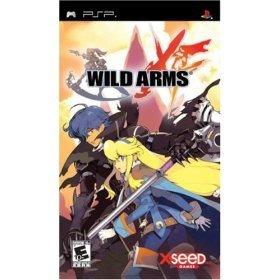 PSP Wild Arms XF