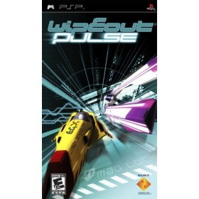 PSP Wipeout- Pulse