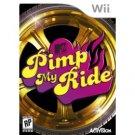 WII Pimp My Ride