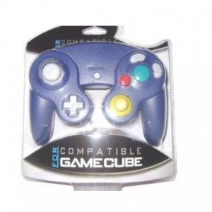 Wii / GameCube Indigo Purple Controller