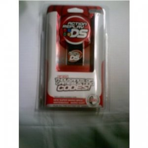 ACTION REPLAY FOR DS LITE & DS