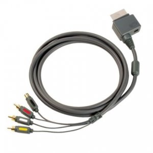 Xbox 360 Component Cable