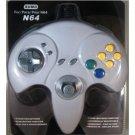 Nintendo 64 Controller (Gray Color)