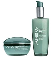Avon ANEW ADVANCED All-In-One MAX SPF 15 UVA - UVB Lotion