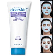 Avon Clearskin Color Changing Mask ~ Discontinued ~ Free Gift w Purchase