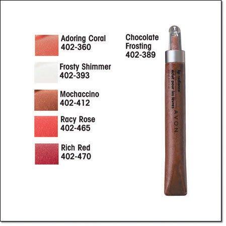 Avon Lip Radiance High Gloss Lipgloss Chocolate Frosting location1