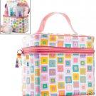 Avon Beauty Train Accessory Cosmetic Case ~ Purse ~ Handbag ~ New
