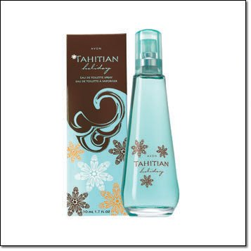 Avon TAHITIAN HOLIDAY Eau de Toilette Spray Perfume Fragrance Fruity Floral Discontinued