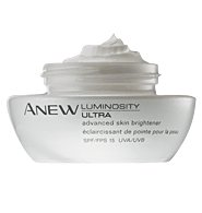 Avon Anew Luminosity Ultra  Advanced Skin Brightener ~ Face Cream Lotion ~ Discontinued location4