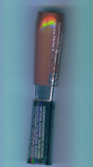 Avon SHINE SUPREME Lip Color Gloss - Peach Luster (W) - Discontinued Limited Supplies
