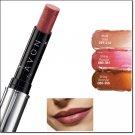 Avon GLAZEWEAR DIMENSIONS Lipstick Nude Gold Discontinued Lip Sticks location5