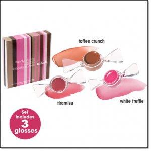 mark. Candy Kisses Lip Gloss Set Avon Lip Gloss Lipgloss Discontinued HTF Location2