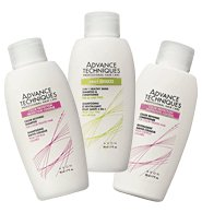 Avon's ADVANCE TECHNIQUES Color Reviving Shampoo Mini Travel Size location44
