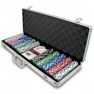Texas Holdem Poker Chip Set