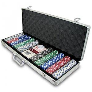 Texas Holdem Poker Chip Set