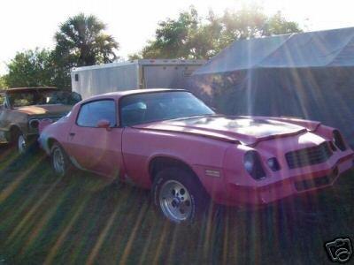 1981 Chevy Camaro