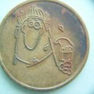 Little Caesars Pizza CAESARLAND TOKEN COIN Vintage Detroit Michigan Illitch Coin 2
