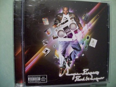 FOOD AND LIQUOR LUPE FIASCO 2006 Atlantic Records BMG Direct