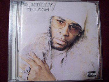 R KELLY TP 2 COM 2000 Strip for You Jive Records BMG Direct